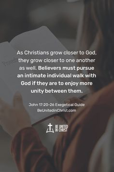 Discover God's heart for Christian unity in our John 17:20-26 Exegetical Guide. This resource will forever change the way you view yourself and other believers. Come see yourself through Jesus' eyes and catch the passion of what He prayed for you. Unity Quotes, God's Heart, Lord And Savior, Booklet, Did You Know, Knowing You, Insight, Believe, Prayers