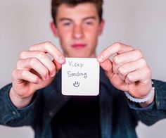 Shawn Mendes Quotes by GracieHandwritten on We Heart It