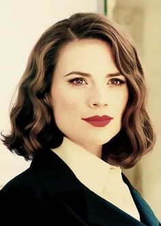 The Historical Agent Carter: Peggy's interview from the Smithsonian clip in Captain America: The Winter Soldier. Extra. Heartbreaking.