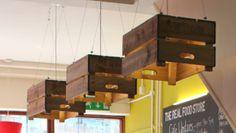Local Food Shop | Farm Shop | Retail lighting | Store design | Shop lighting