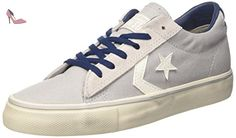 Converse  156792c, Chaussures Multisport Outdoor mixte adulte - multicolore - Multicolore (Ash Grey/Turtledove/Navy), 39 EU EU - Chaussures converse (*Partner-Link)