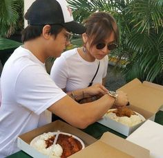 Always taking good care of Kathryn 💙 Daniel Padilla, Kathryn Bernardo, Relationship Goals Pictures, Otp, Couple Goals, Love Story, Photo And Video, Couples, Celebrities