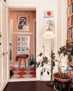 the best interior design inspo! See the best interior design inspo! Best Interior Design, Interior Decorating, Vintage Interior Design, Interior Colors, Interior Plants, Interior Ideas, Deco Bobo, Interior Exterior, Interior Livingroom