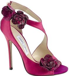 "Jimmy Choo - not normally in to super ""Stylish"" shoes, but I imagine this looking seriously elegant on. if difficult to walk in"