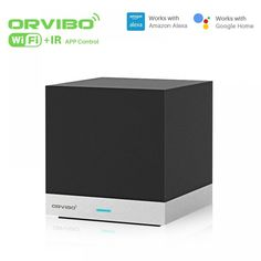 Orvibo Magic Cube Universal Intelligent Controller With Learning Function WiFi IR Wireless Remote Control Smart Home Automation.