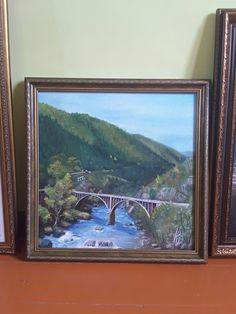 Южная Осетия. Старый мост. Гуфта. Цхинвал. Ирина Котаева