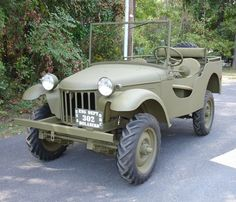 bantam-prototype the granddaddy of them all. The original jeep