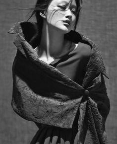 katisque:  Ji Lili for Joyce by Romeo Gigli
