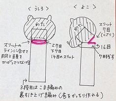 編みぐるみリップケースの作り方 手順|8|編み物|編み物・手芸・ソーイング|ハンドメイドカテゴリ|ハンドメイド、手作り作品の作り方ならアトリエ