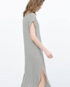 Image 3 of LONG DRESS from Zara