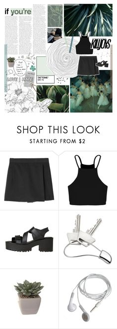 """""""the good die young ♡"""" by blvckparade ❤ liked on Polyvore featuring Boohoo, Windsor Smith, Georg Jensen and sams5yrchallenge"""