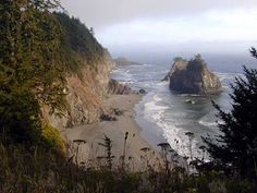 Love the coast of the pacific northwest...