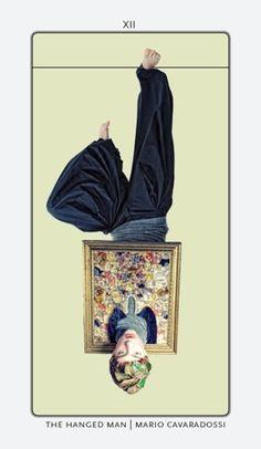EROTOME Fashion Tarot by Oleg Mitrofanov
