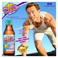 Collagen Drink, Royal Jelly, Radiant Skin, Vitamin C, Health And Beauty, Ph, Health Fitness, Muscle, Lifestyle
