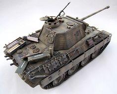 Panther Ausf A, Grossdeutschland