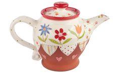 Kate Hackett teapot