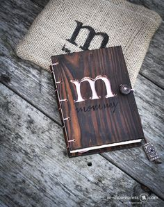 A personalized journal for Mother's day