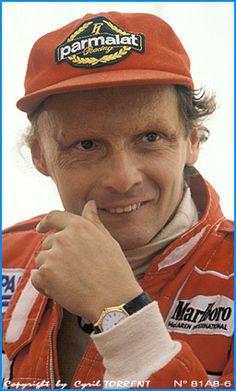 © Cyril Torrent · Ref : Niki Lauda