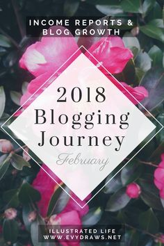 My blogging & passive income journey in 2018: Blog income report for February! Join me as I develop my small blog and creative business with the goal of creating passive income each month.  I'm a blogger writing about creativity, productivity, bullet journaling, traveling, and life in Korea. If you don't have a blogging niche and would like to monetize your blog anyway, I hope my monthly pageview & income reports are helpful!