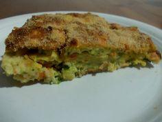 Torta salata di tonno e zucchine - sostituendo la farina con un pò di maizena e non abbondando con formaggio e olio direi può essere una buona rivisitazione dukan