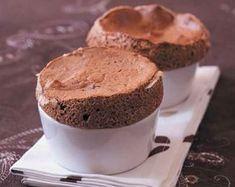Recette inratable du Soufflé au chocolat léger et rapide !