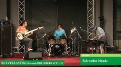 Schroeder-Headzのライブ生配信を観てた。最高! #中洲JAZZ