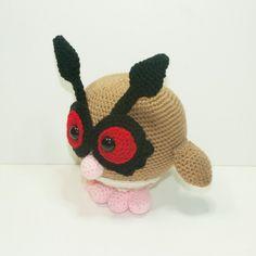 Les peluches Pokémon de Johnny Navarro - Hoot-hoot