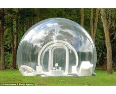 35 Girly Glamping Innovations - From Luxury Camping Pods to Designer Pen Knives (CLUSTER)