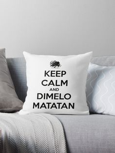 keep-calm-and-dimelo-matatan by RoxanneVarza