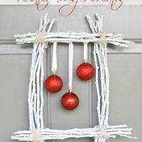 DIY karácsonyi dekoráció - bec2facc94da858b58d1c2d500b862c1