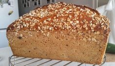 SEMIENKOVÁ TEHLIČKA | Kváskulienka - BLOG Bread, Blog, Blogging, Breads, Sandwich Loaf
