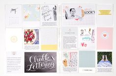 Alex Hunter   9×12 Project Life Process   One Little Bird Designs   Bloglovin'