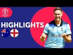Watch full highlights of the Australia vs England at Edgbaston, Semi-Final 2 of the 2019 Cricket World Cup. The home of all the highlights from the ICC Men's. Ipl Cricket Live, Live Cricket Online, Watch Live Cricket, Icc Cricket, Cricket Score, Cricket Match, England Highlights, Match Highlights, Full Highlights