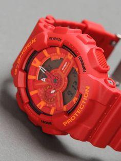 It's so easy w/ G-Shock Casio watch