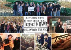 The Best Pork Lettuce Wraps + Pass the Pork Tour Recap