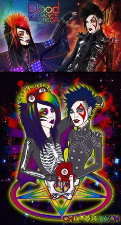 Drawing+Blood(on+the+dance+floor)+by+CallowLily.deviantart.com+on+@deviantART