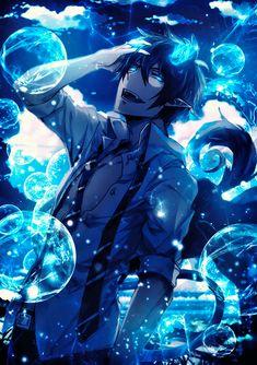 Blue Exorcist Anime – About Anime Ao No Exorcist, Blue Exorcist Anime, Wallpaper Animé, Wallpaper Fofos, Wallpaper Samsung, White Wallpaper, Wallpaper Quotes, Anime Demon Boy, Rin Okumura