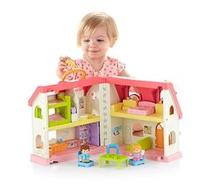 Give the little ones hours of fun with the Fisher-Price Little People Surprise & Sounds Home! It is only $28.49 shipped! Awesome gift idea!  Click the link below to get all of the details ► http://www.thecouponingcouple.com/fisher-price-little-people-surprise-sounds-home/ #Coupons #Couponing #CouponCommunity  Visit us at http://www.thecouponingcouple.com for more great posts!