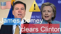 Lou Dobbs Tonight 11/ 6/16 James Comey clears Clinton once again after 2...