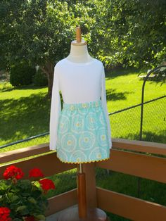 Buy Any 2 Skirts and Get 1 FREE Aqua Dahlia by designsbylindakay