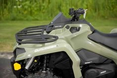 New 2016 Can-Am Outlander L 450 ATVs For Sale in Wisconsin. 2016 Can-Am Outlander L 450, 2016 Can-Am® Outlander L 450 Raise your expectations, not your price range. Get the all-terrain performance you'd expect from Can-Am at the most accessible price ever. Features may include: CATEGORY-LEADING PERFORMANCE Select from either a 38-hp single-cylinder, liquid-cooled Rotax 450 four-stroke or a 48-hp, eight-valve, liquid-cooled SOHC Rotax 570 V-Twin. The proven Rotax engines offer unmatched…