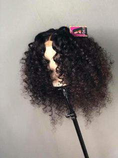 Wholesale Human Hair Wigs Soft Black Hair Dye Cheap Black Wigs For Sale - Afro Hair Soft Black Hair, Black Hair Dye, Wig Styles, Curly Hair Styles, Natural Hair Styles, Braid Styles, Curly Wigs, Human Hair Wigs, Curly Lace Front Wigs