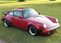 What my Man Wants!! 1989 Porsche 930/911  Turbo 5 speed!