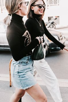 street style discovered by Vogue on We Heart It