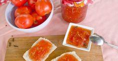 Fabulosa receta para Mermelada de Tomates.