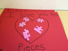 i love you to pieces craft beginning bulletin board quot you fit right in quot welcome to k 7793