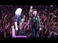 Queen+Adam Lambert-In The Lap Of The Gods/Seven Seas Of Rhye/Killer Queen - Sao Paulo - Sep.16th - YouTube