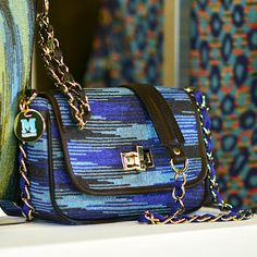 #MMissoni | Cyber Lurex Bag | Summer 2014 Collection