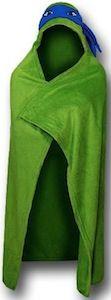 Teenage Mutant Ninja Turtle Hooded Blanket