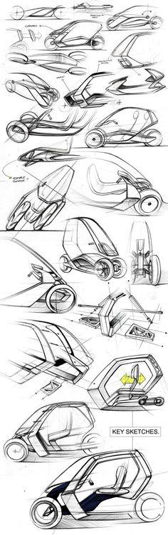 1인 승용기기에 특화된 디자인이고 각진 느낌인데 살짝 라운드가 들어갔다면 어떘을까 하는 생각이 든다.